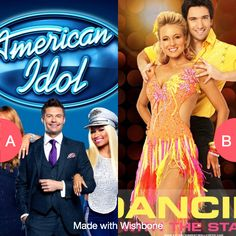 Be an American Idol judge or dance on DWTS?  Click here to vote @ http://getwishboneapp.com/share/10273236