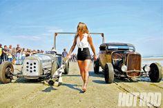 New Jersey beach race