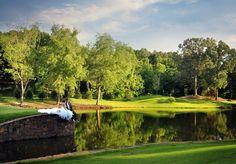 Mirimichi golf course wedding Kierstyn Spears & Chase Weston Photography: Cristi Oswalt