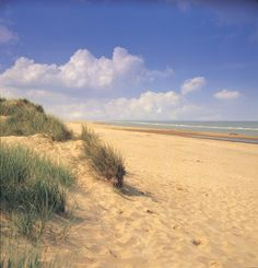 What a fantastic beach!  This is Mablethorpe in Lincolnshire.