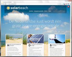 Solar Beach (website door Vlot & Goed)