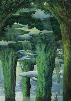 The Art Of Animation, Toshio Ebine