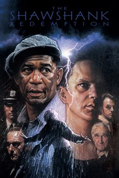 Image result for the shawshank redemption poster