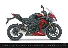 Auto-moto - Kalendář Motorbikes Motorcycle Images, Suzuki Motorcycle, New Motorcycles, Suzuki Gsx, Gsxs 1000, Satria Fu, Kawasaki Vulcan 900 Classic, Super Bikes, Motogp