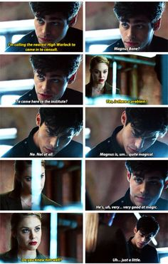 Alec and Lydia Branwell