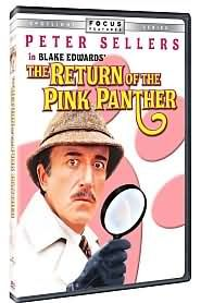 One my favorite Pink Panther movies.