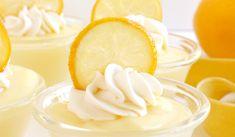 Svieži citrónový krém