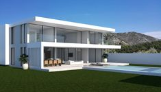the parallax house design by Modern Villas (1)