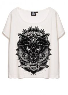 BE STREET X TOM GILMOUR TOP