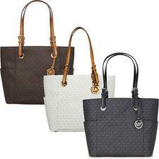 21e878e792e6 Michael Kors Jet Set Travel Monogram Logo Tote - Choose More Colors in  Clothing, Shoes & Accessories, Women's Handbags & Bags, Handbags & Purses
