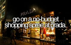 haha. love! i'm always looking for new ways to spend...and find excuses as to the amount i spend.