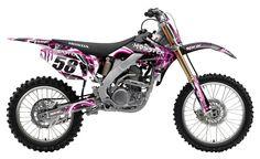 Purple rain dirtbike!
