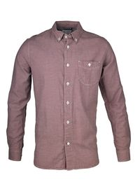 Checked Double Layer Shirt - Knowledge Cotton Apparel  Größe M