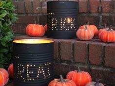 4 chic outdoor Halloween decorations you can DIY this weekend