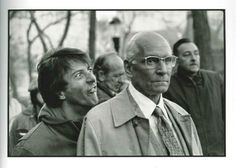 Dustin Hoffman's character in the Marathon Man makes a very wicked funny look at Ben Kingsley.