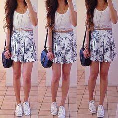 girly teen fashion
