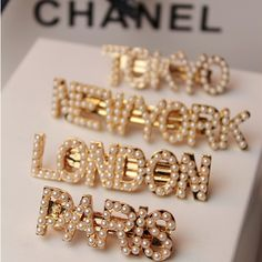 Chanel clips