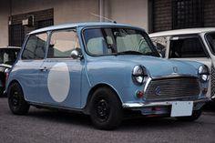 Classic Mini, Classic Cars, Mini Copper, Racing, Minis, British, Motorcycle, Wallpaper, Blue