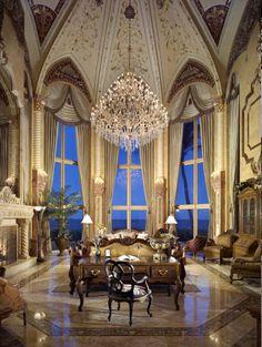 The Luxury Dream Home of a MILLIONAIRESS ~ Design Rumah