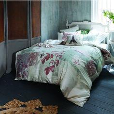 Linen House Nocturne Duvet Cover Set Available at 5rooms.com Nocturne, Queen Bed Quilts, Anthropologie Bedding, Feminine Bedroom, Baby Crib Bedding Sets, Beds For Sale, Bed Linen Sets, Quilt Cover Sets, Vintage