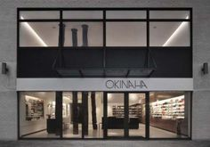 Okinaha Health Store by Coast and As-Built Architects - Shop Design Gallery