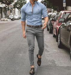 Best Suits For Men, Cool Suits, Mens Suits, Classy Suits, Classy Men, Business Casual Outfits, Casual Shirts, Business Wear, Suit Fashion