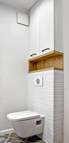 Łazienka: styl , w kategorii Łazienka zaprojektowany przez DW SIGN Pracownia Architektury Wnętrz Bad Inspiration, Bathroom Inspiration, Furniture Inspiration, Interior Design Studio, Bathroom Interior Design, Studio Design, Ideas Baños, Decor Ideas, Bathroom Toilets