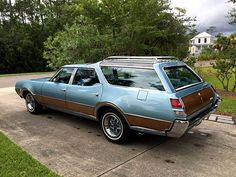 1968 Oldsmobile Vista Cruiser - What a beauty! The first year of a four year run for this great body-style