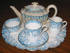 Antique - Copeland - Tea Service ca1847
