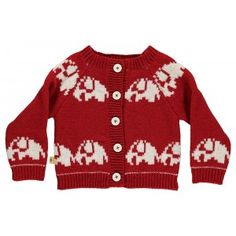 AlbaBaby turnable cardigan Bess