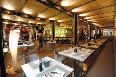 VLET #Restaurant by @JOI-Design Interior Architects