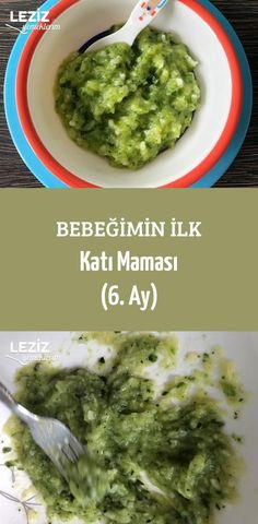 Bebeğimin İlk Katı Maması (6. Ay) Mama Recipe, Homemade Beauty Products, Baby Food Recipes, Guacamole, Pasta, Mexican, Ethnic Recipes, Wordpress Theme, Alcohol