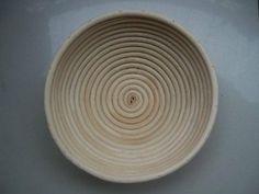 MASTERPROOFING® Round Banneton Basket (500g dough)-- 22*8.5cm: Amazon.co.uk: Kitchen & Home