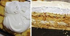 Babičkina žemľovka s tvarohom - Receptik. Vanilla Cake, Food And Drink, Pie, Cooking, Cakes, Basket, Pinkie Pie, Cucina, Fruit Flan