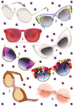 The Perfect Sunglasses can fit your prescription lenses into almost any sunglass frames we offer!