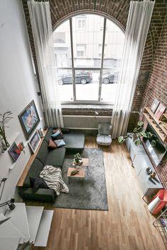 Un loft ouvert sur la ville - PLANETE DECO a homes world