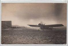 POITIERS - Aviation - Lieux inconnu. Date photo 1913.