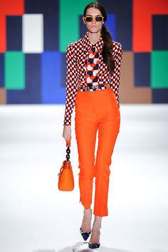 Milly by Michelle Smith Spring 2012 RTW