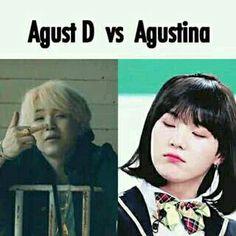OMG Agustina! I'm laughing so hard