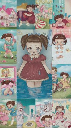 Cry Baby Stories