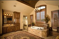 Love This Master Bathroom From Design Tech Homes