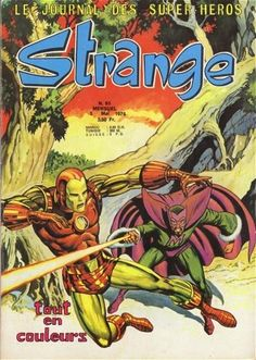 Couverture de Strange -65- Strange 65
