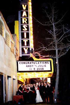 Varsity Theater, Minneapolis