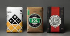 Cemento Sol Cement — The Dieline - Branding & Packaging Design