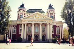 Sofia: Our favorite city in Eastern Europe by Passport and a Toothbrush.  #Sofia #Bulgaria