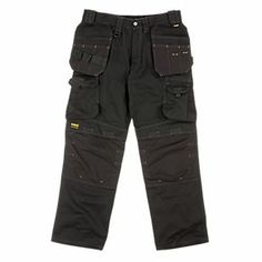 DeWalt Pro Tradesman Work Trousers 30