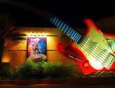 Disney - Rock N Roller Coaster by Express Monorail, via Flickr
