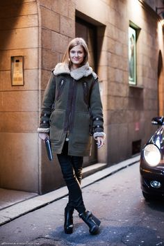 Constance Jablonski! Models / Street style / 2013