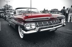 Classic Car: 60's Chevy. Impala, Car Show, Car Pictures, Old Cars, Muscle Cars, Chevy, Classic Cars, Trucks, Style Inspiration