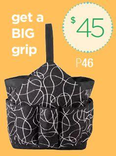 Get a Big Grip. Page 46 http://initials-inc.com/ @initialsinc #iispring